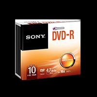 DVD / CD Blu-ray vergini